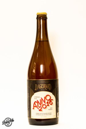 Dageraad Brewing Anno 2016 Bottle