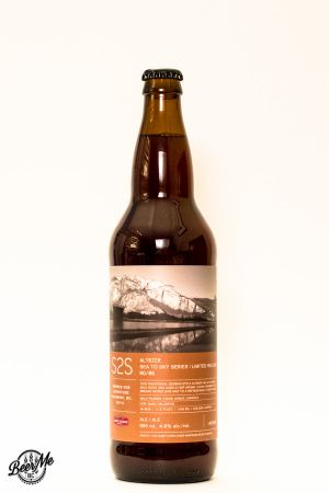 Howe Sound Brewing Co Sea to Sky Altbier Bottle