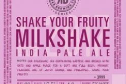 R&B Brewing Co. Launches Shake Your Fruity Milkshake IPA