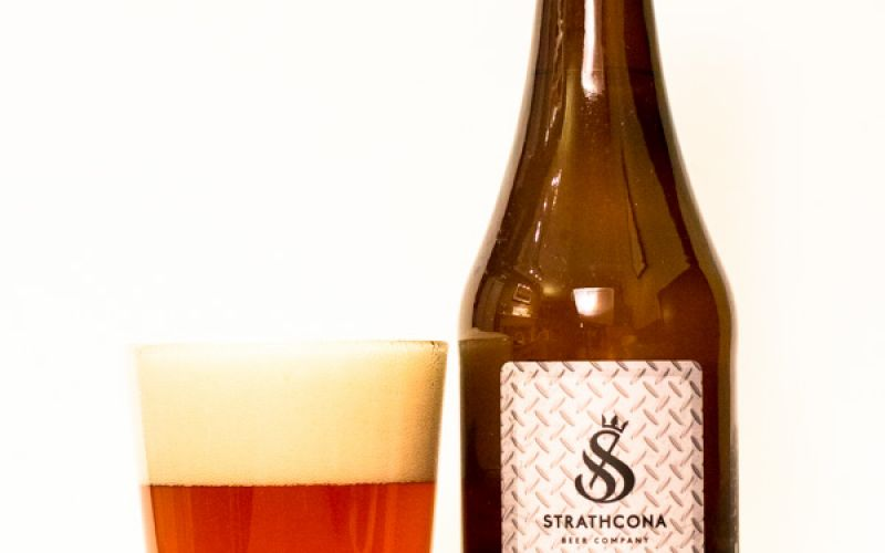 Strathcona Beer Company – Belgian Dubbel