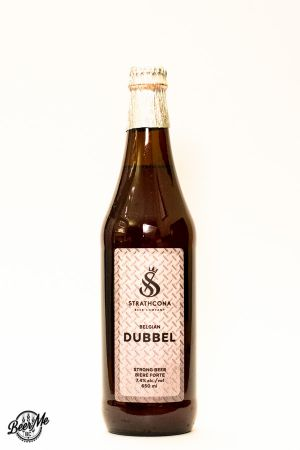 Strathcona Beer Co Belgian Dubbel Bottle