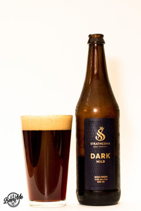Strathcona Beer Co Dark Mild
