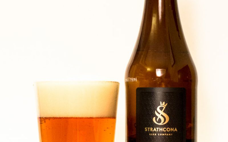 Strathcona Beer Company – Gold Belgian Ale