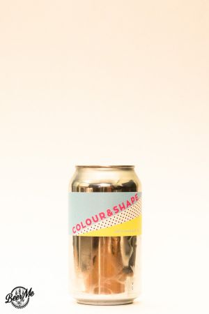 Superflux Beer Company Colour & Shape IPA Can