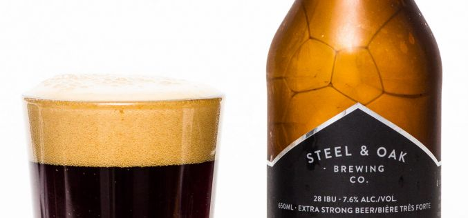 Steel & Oak Brewing Co. – Baltic Porter