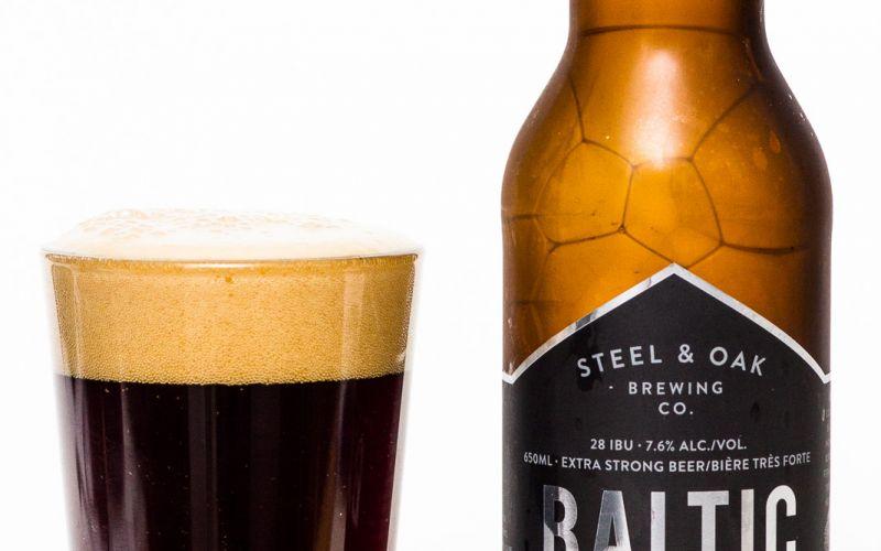 Steel & Oak Brewing Co. – Baltic Porter