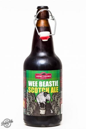 Howe Sound Brewing Wee Beastie Scotch Ale Review