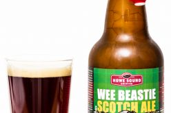 Howe Sound Brewing Co. – Wee Beastie Scotch Ale