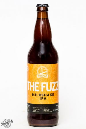 Bridge Brewing The Fuzz Milkshake IPA Review