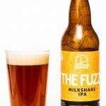 Bridge Brewing The Fuzz Milkshake IPA Review