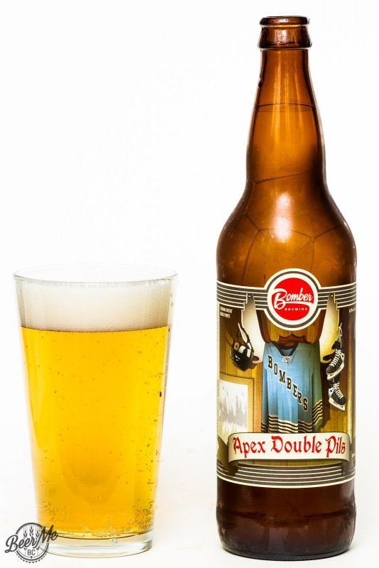 Bomber Brewing Apex Double Pils Review