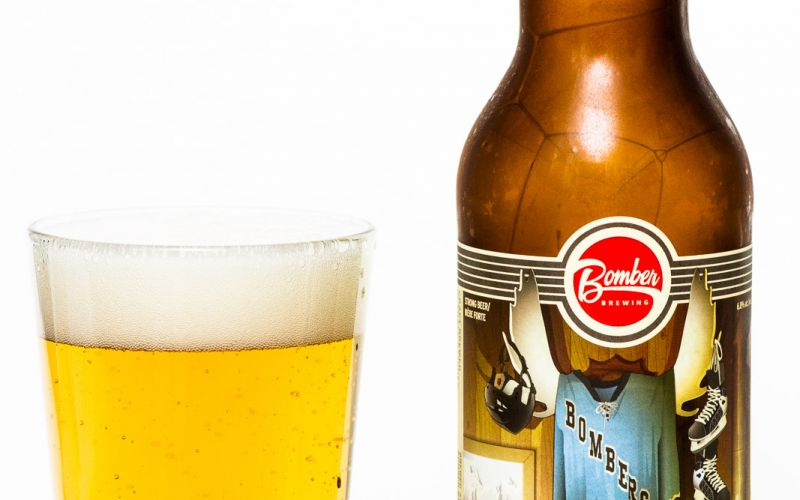 Bomber Brewing Co. – Apex Double Pils