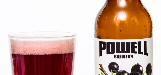 Powell Brewery – Saison Cassis