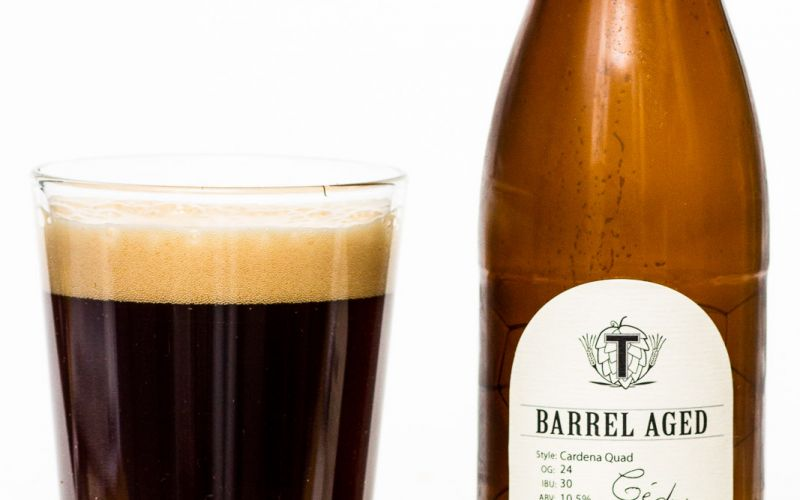 Townsite Brewing – Barrel Aged Cardena Quad