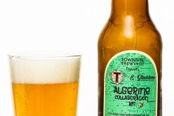 Townsite Brewing & Gladstone Brewing – Algerine Collaboration No. 1