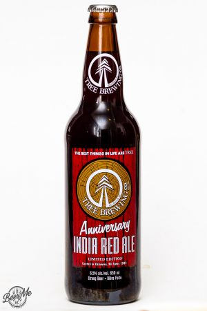 Tree Brewing Co. - Anniversary India Red Ale Review