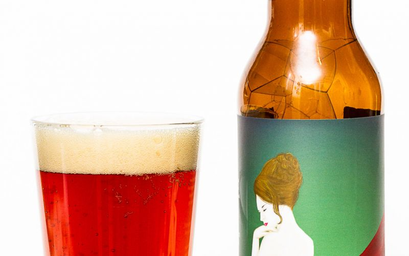 Fuggles & Warlock and Moody Ales – Bella Rosa Red Wheat Ale