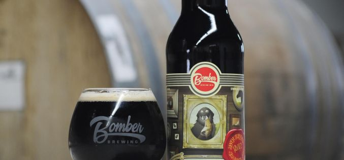 Bomber Brewing Shows Some Valentines Love With Barrel Aged Choqlette Porter
