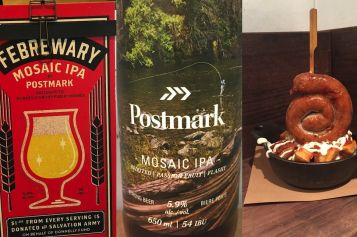Fe-Brew-Ary is Back With Postmark & Donnely Group