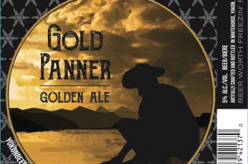 Yukon Brewing Celebrates 20 Years – Gold Panner Golden Ale