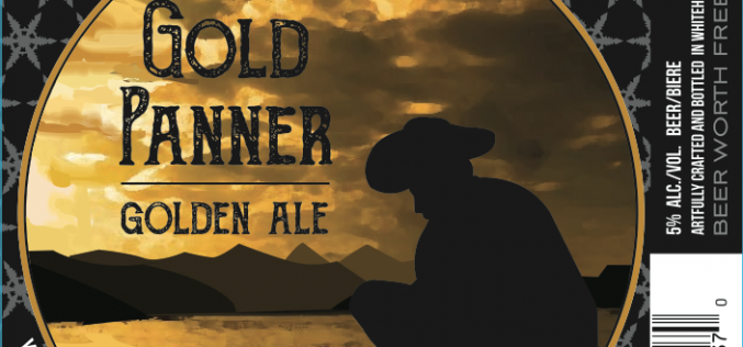 Yukon Brewing Celebrates 20 Years – Gold Panner Golden Ale