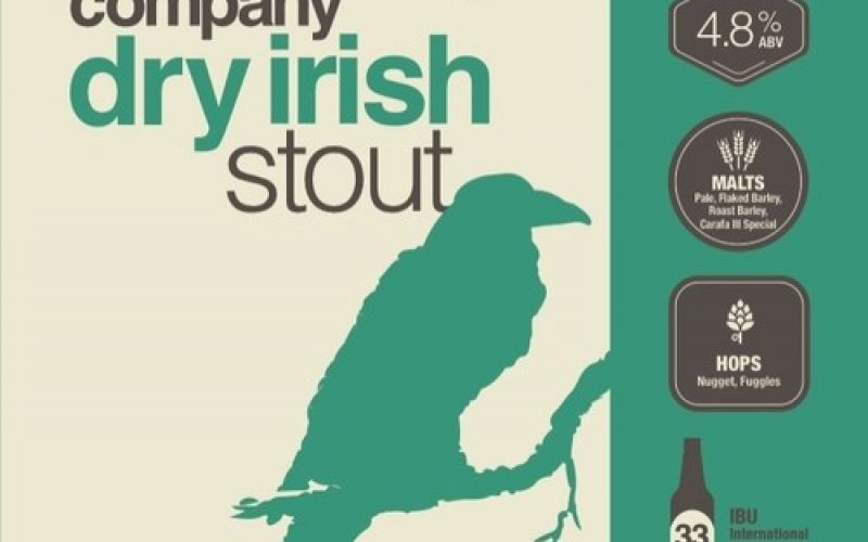 Ravens Brewing Co. Dry Irish Stout Returns