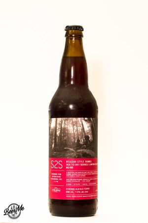 Howe Sound Brewing Co Sea to Sky Belgian Dubbel Bottle