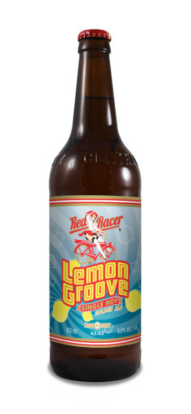 Central City Brewing Red Racer Lemon Groove Golden Ale