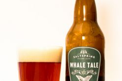 Saltspring Island Ales – Whale Tale Amber Ale