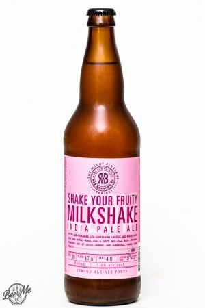 R&B Brewing - Shake Your Fruity Milkshake IPA Review