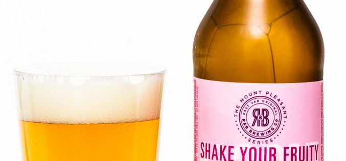 R&B Brewing Co. – Shake Your Fruity Milkshake IPA