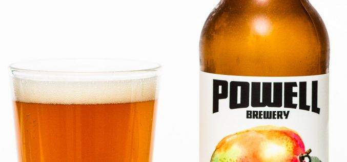 Powell Brewery – Saison Mangue