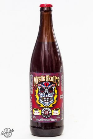 Parallel 49 Brewing Mystic Skull Chocolate Mole Dark Cerveza Review