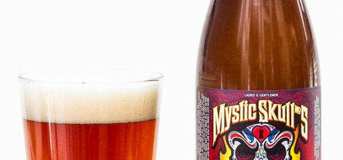 Parallel 49 Brewing – Mystic Skull No. 5 Chocolate Mole Dark Cerveza