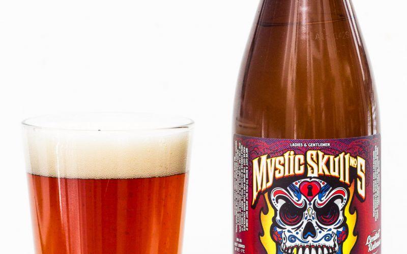 Parallel 49 Brewing – Mystic Skull No. 5 Chocolate Mole Dark Cerveza