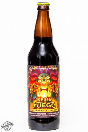 Dead Frog Brewery - Reina Fuego Mexican Chocolate Porter Review