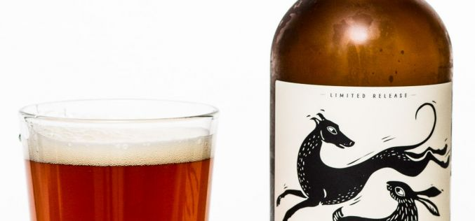 Strange Fellows Brewing – Coup de Foudre New World Wild Ale