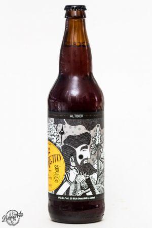 Doan's Brewing No. 82 Amaretto Altbier Review