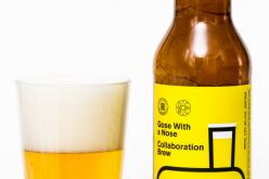 R&B Brewing & Doan's Craft Brewing Gose With a Nose Collaboration