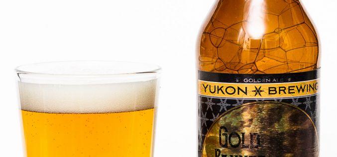 Yukon Brewing – Gold Panner Golden Ale