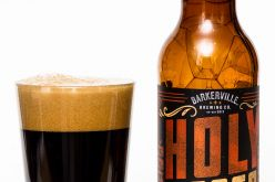 Barkerville Brewing Co. – Holy Moses Chocolate Porter