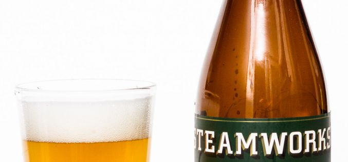 Steamworks & Dageraad Brewing – East of East Van Bottle Conditioned Saison