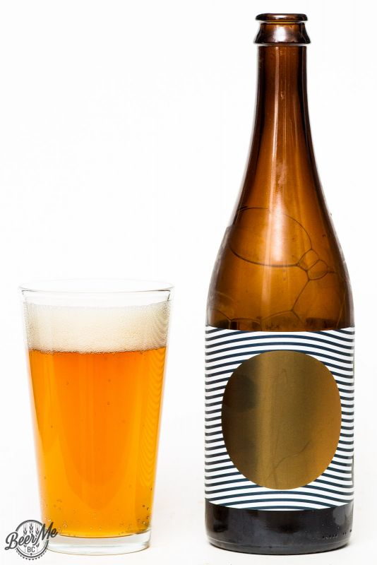 Four Winds Collaboration Best Case Ontario Farmhouse Ale Review