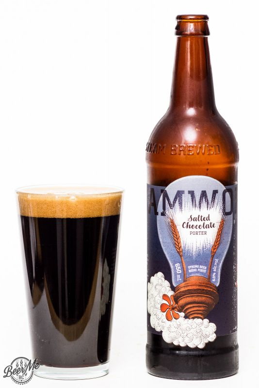 Steamworks Brewing Salted Chocolate Porter Review