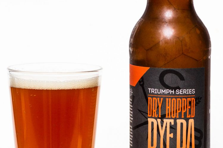 Coal Harbour Brewing Co. – Triumph Series Dry Hopped Rye PA