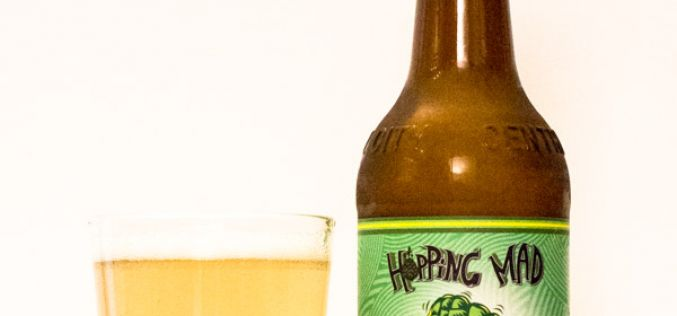Central City Brewing – Hopping Mad Mosaic Hop Craft Cider