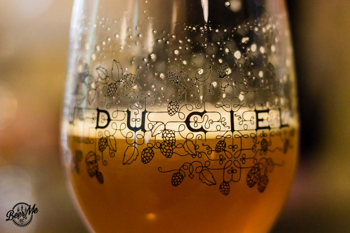 Dieu du Ciel Event Pale Ale Close Up