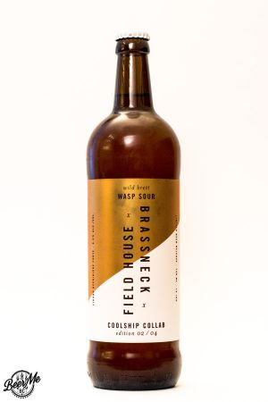 Field House Brewing Brassneck Wasp Sour Bottle