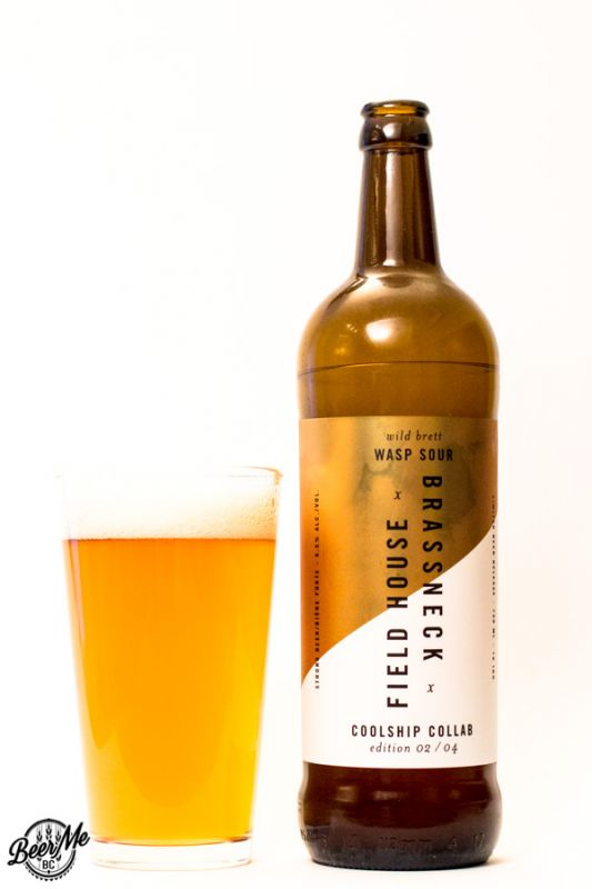 Field House Brewing Brassneck Wasp Sour