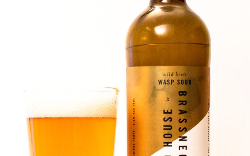 Field House Brassneck Collaboration Wild Brett Wasp Sour